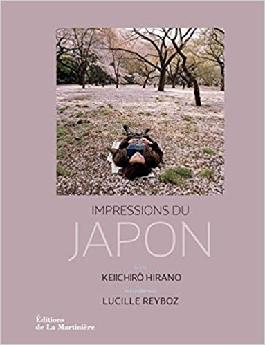 French《Impression du Japon》